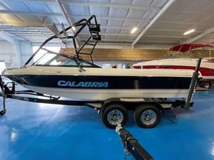 2005 22' Calabria Cal Air NR 6 09503006-A043-46E4-A550-72090A8B1156