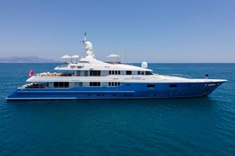 MOSAIQUE 0 MOSAIQUE 163'  2002/2021 Turquoise Tri-Deck Motor Yacht