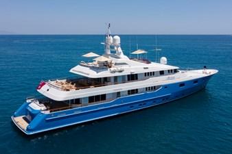 MOSAIQUE 1 Profile: MOSAIQUE 163'  2002/2020 Proteksan Tri-Deck Motor Yacht