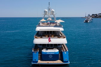 MOSAIQUE 2 Aft: MOSAIQUE 163'  2002/2020 Proteksan Tri-Deck Motor Yacht