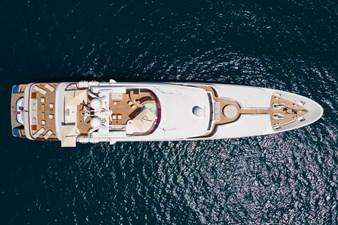 MOSAIQUE 3 Aerial: MOSAIQUE 163'  2002/2020 Proteksan Tri-Deck Motor Yacht
