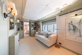 Master Private Salon: MOSAIQUE 163'  2002/2020 Proteksan Tri-Deck Motor Yacht