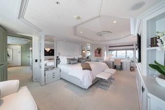 MOSAIQUE 23 Master Suite: MOSAIQUE 163'  2002/2020 Proteksan Tri-Deck Motor Yacht