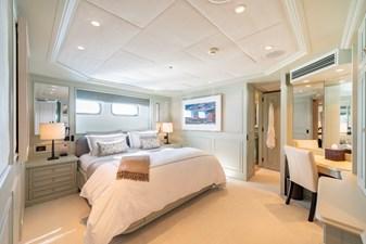 MOSAIQUE 27 Guest Stateroom 1 Queen: MOSAIQUE 163'  2002/2020 Proteksan Tri-Deck Motor Yacht
