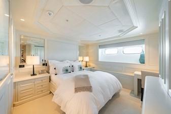 MOSAIQUE 31 Guest Stateroom 3: MOSAIQUE 163'  2002/2020 Proteksan Tri-Deck Motor Yacht