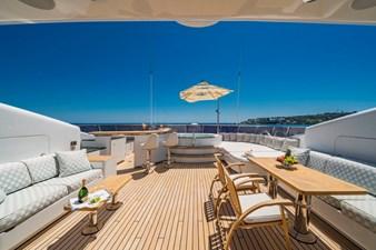 MOSAIQUE 5 Sun Deck: MOSAIQUE 163'  2002/2020 Proteksan Tri-Deck Motor Yacht