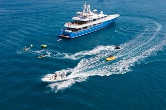 MOSAIQUE 41 MOSAIQUE 163'  2002/2020 Proteksan Tri-Deck Motor Yacht