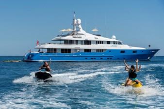 MOSAIQUE 40 MOSAIQUE 163'  2002/2020 Proteksan Tri-Deck Motor Yacht
