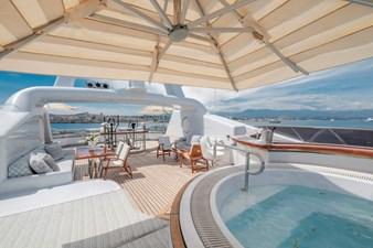 MOSAIQUE 4 Jacuzzi: MOSAIQUE 163'  2002/2020 Proteksan Tri-Deck Motor Yacht