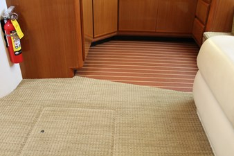 QUALITY TIME 59 Amtico sole in galley