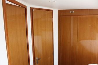 QUALITY TIME 73 Teak doors and lockers