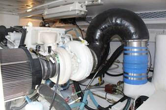 Corrossion-free engine room