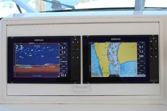 QUALITY TIME 48 Twin Simrad EVO 3S displays, '19