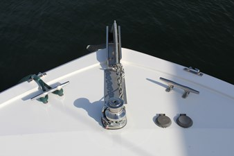 QUALITY TIME 9 New windlass