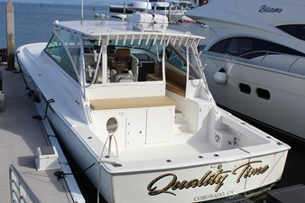 QUALITY TIME 5 Ready for fishing or cruising