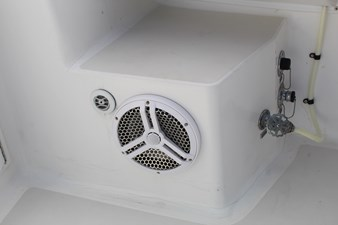 New cockpit speakers, '19