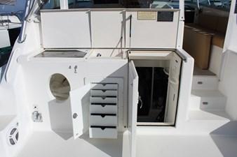 Engine room access