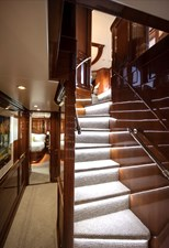 AQUABELLA 15 STAIRS TO MAIN DECK
