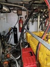 Elizabeth Ruth 16 Engine Room