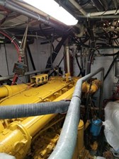 Elizabeth Ruth 18 Starboard Side Main Engine
