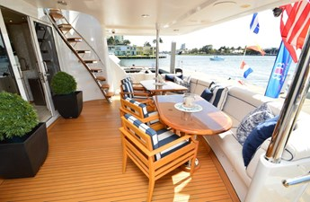 Aft Deck side view