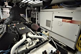 MISS STEPHANIE  47 Engine Room Genny And AC