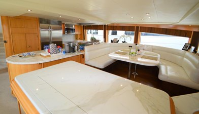 MISS STEPHANIE  12 Galley looking Aft