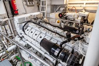 SEA AXIS 50 SEA AXIS - ENGINE ROOM 1