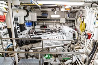 SEA AXIS 51 SEA AXIS - ENGINE ROOM 2
