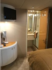 Starboard VIP Stateroom with Head