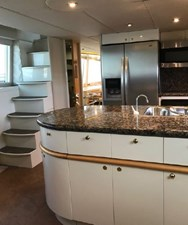 View Aft From Galley