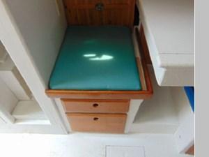 Nav Seat and Storage