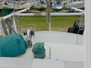 Aft Area and Winch