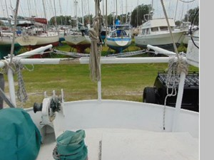 Aft Area and Davits
