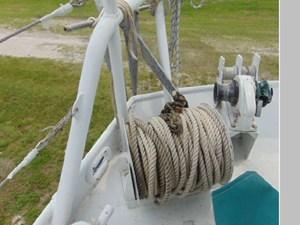 Aft Danforth Anchor