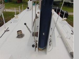 Main Mast Winching