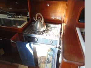 Eccentricity  45 Propane Stove and Oven