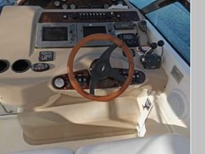 Throttles, VHF, Auto Pilot, Etc.