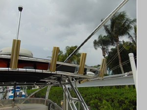 Outriggers, Launchers and Spreader Lights