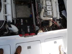 Plumb Loco 7 Engine Room