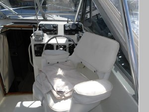 Plumb Loco 25 Helm Seat