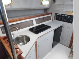 Large Galley Area