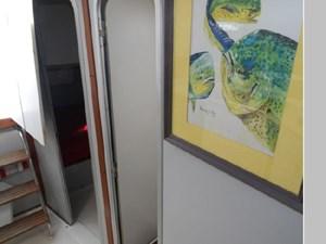 Plumb Loco 46 Aft Cabin Door
