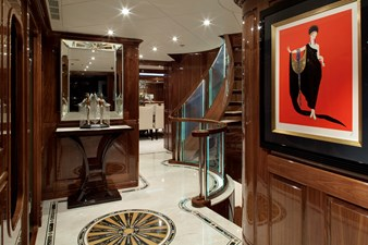 Formal Entry Way - Starboard
