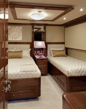 Guest Staterooms 2 - Port and Starboard Forward