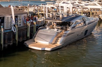 Our Trade 4 Our Trade 2019 PERSHING 82 Motor Yacht Yacht MLS #269995 4
