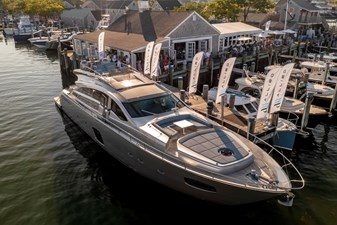 Our Trade 1 Our Trade 2019 PERSHING 82 Motor Yacht Yacht MLS #269995 1