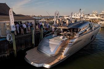 Our Trade 3 Our Trade 2019 PERSHING 82 Motor Yacht Yacht MLS #269995 3