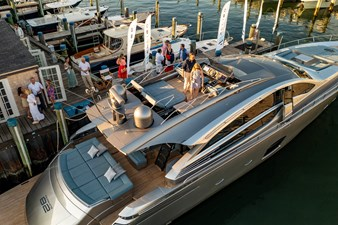 Our Trade 6 Our Trade 2019 PERSHING 82 Motor Yacht Yacht MLS #269995 6