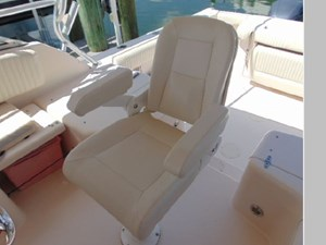 Skipper's Seat
